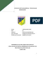 Laporan Aktualisasi (Amir Ruddin,s.km)
