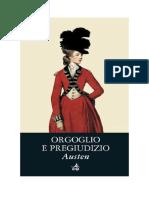 Scaricare Orgoglio e Pregiudizio Di Jane Austen Gratuito