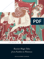 Chandler, Robert (Ed.) - Russian Magic Tales From Pushkin to Platonov (Penguin, 2012)