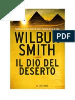 Scaricare Il Dio Del Deserto Di Wilbur Smith Gratuito