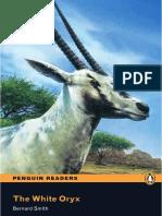 The White Oryx - Penguin Readers (TESL) Starter Level