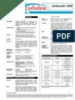 Carbocrylic 3359 PDS 11-10 ES-LA