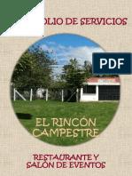 Portafolio El Rincon Campestre