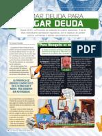 A los gobernadores patagónicos los tapó el agua