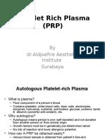 PRP Slide Presentation