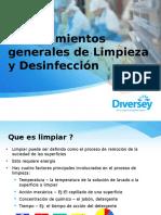 Procedimiento de Limpieza y Desinfección