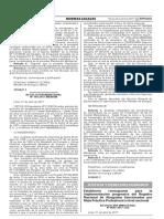 Resolución Ministerial N° 0092-2017-JUS