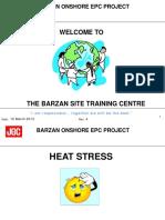 Heat Stress Manual