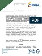 Estudios de Estabilidad de Productos Cosmeticos