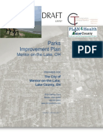 Mentor-on-the-Lake Park Improvements Plan