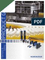 Datalogic - Sensors & Safety Product Guide
