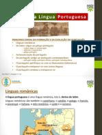 Historia da língua portuguesa