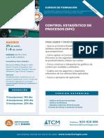 Control Estadistico de Procesos SPC