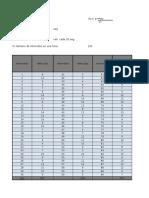 Comprobacion Distribucion de Arribo Vehiculos Por t30 Seg