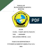 makalah bioetik blok 1 modul 1 YAKIN ARUNG PADANG.docx
