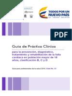 GPC Falla Cardiaca Profesionales No 53-2
