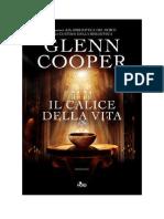 Scaricare Il Calice Della Vita Di Glenn Cooper Gratuito
