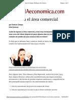 SemanaEconomica - Nuevo en El Área Comercial