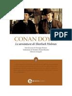 Scaricare Le Avventure Di Sherlock Holmes Di Arthur Conan Doyle Gratuito