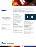 Risk Management Gateway Direct Product Sheet