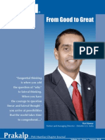 Consulting Skills for Project Managers PRAKALP - 2010 Annual Edition