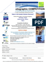 Photography Poster Competition