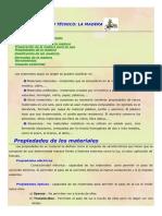 La Madera__materiales de Uso Técnico