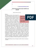 A INICIATIVA DO PROJETO BLOGS DE DIVULGAÇÃO CIENTÍFICA DA UNICAMP