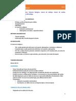 3. Patología Tumoral Esofágica
