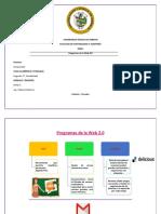 Programas de la Web 2.0