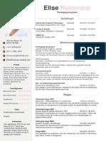 cv elise ruizenaar - pdf