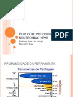 porosidade neutronico
