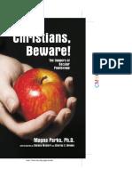 Christians, Beware! - Magna Parks
