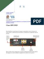 Configuracion Router Megacable Dpc3925
