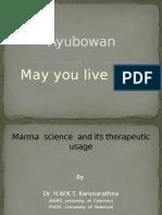 Ayubowan Second