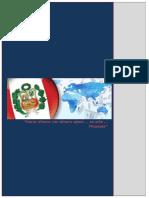 Admi Financiera - INDICACORES MACROECONÓMICOS DE PERÚ