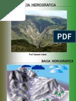 Aula hidrologia - Bacia Hidrográfica