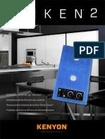 SilKEN2 Trimline Brochure ESP