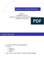 Complete Guide to Parameter Tuning in Gradient Boosting (GBM) in