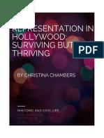 Representation in Hollywood