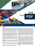 GMR Investor Presentation March2017