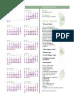 Calendar i o 2012