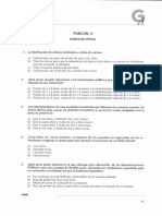 Test 4. Penal
