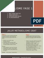 Metabolisme Fase 1