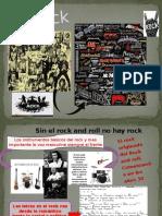 El-rock. (Evolución Histórica)