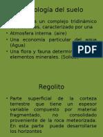 3ra Clase Morfología Del Suelo