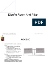 03- Diseno de Room and Pillar