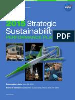 Strategic Sustainability 2015