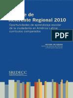 Cox 2010 Referente Regional REPORT
