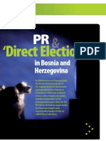 Pro Pr Magazine South Europe 2006..Pages 45-47